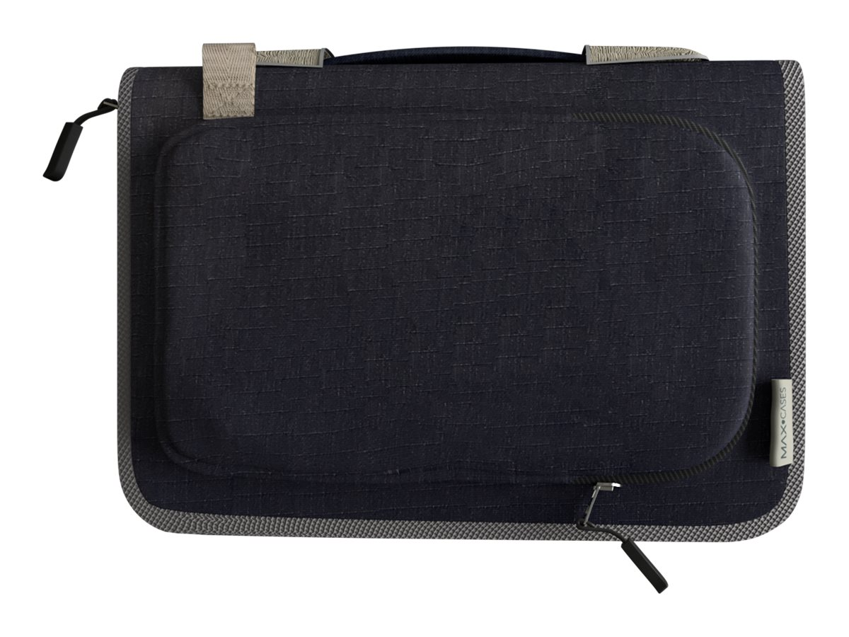 MAXCases Work-In-Slim notebook carrying case