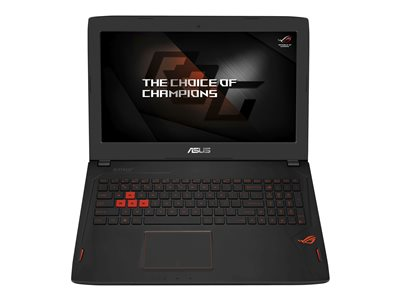 ASUS ROG Strix GL502VS 15.6' I7-7700HQ 16GB 1.256TB GTX 1070 Windows 10 Home 64-bit