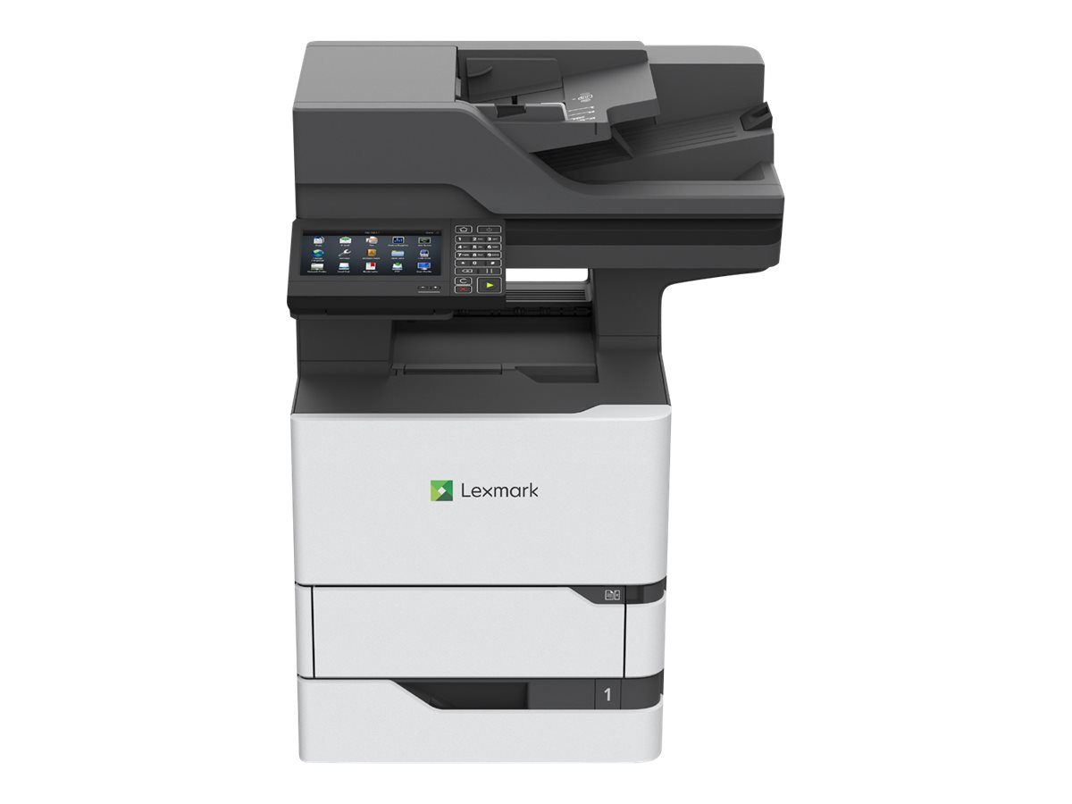 Lexmark MX721adhe - multifunction printer - B/W