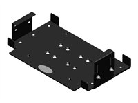 Gamber-Johnson Mobile Printer Mount Printer mount black powder coat