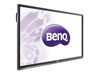 """BenQ RP703 - 70"""" Class LED display - interactive communication - with touchscreen - 1080p (Full HD) 1920 x 1080 - direct-lit LED"""