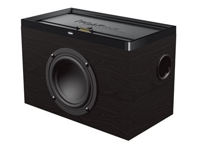 Creative iRoar Rock Subwoofer with Creative Docking Expansion Port 3.75INCH