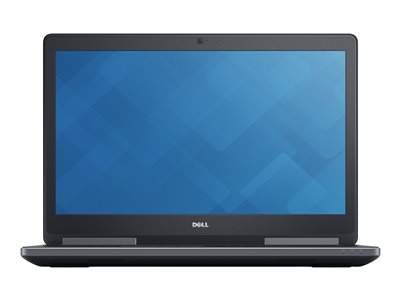 "Dell Precision Mobile Workstation 7710 - 17.3"" - Core i7 6820HQ - 8 GB RAM - 1 TB HDD"