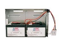 ABC RBC22 UPS battery 2 x lead acid 7.5 Ah