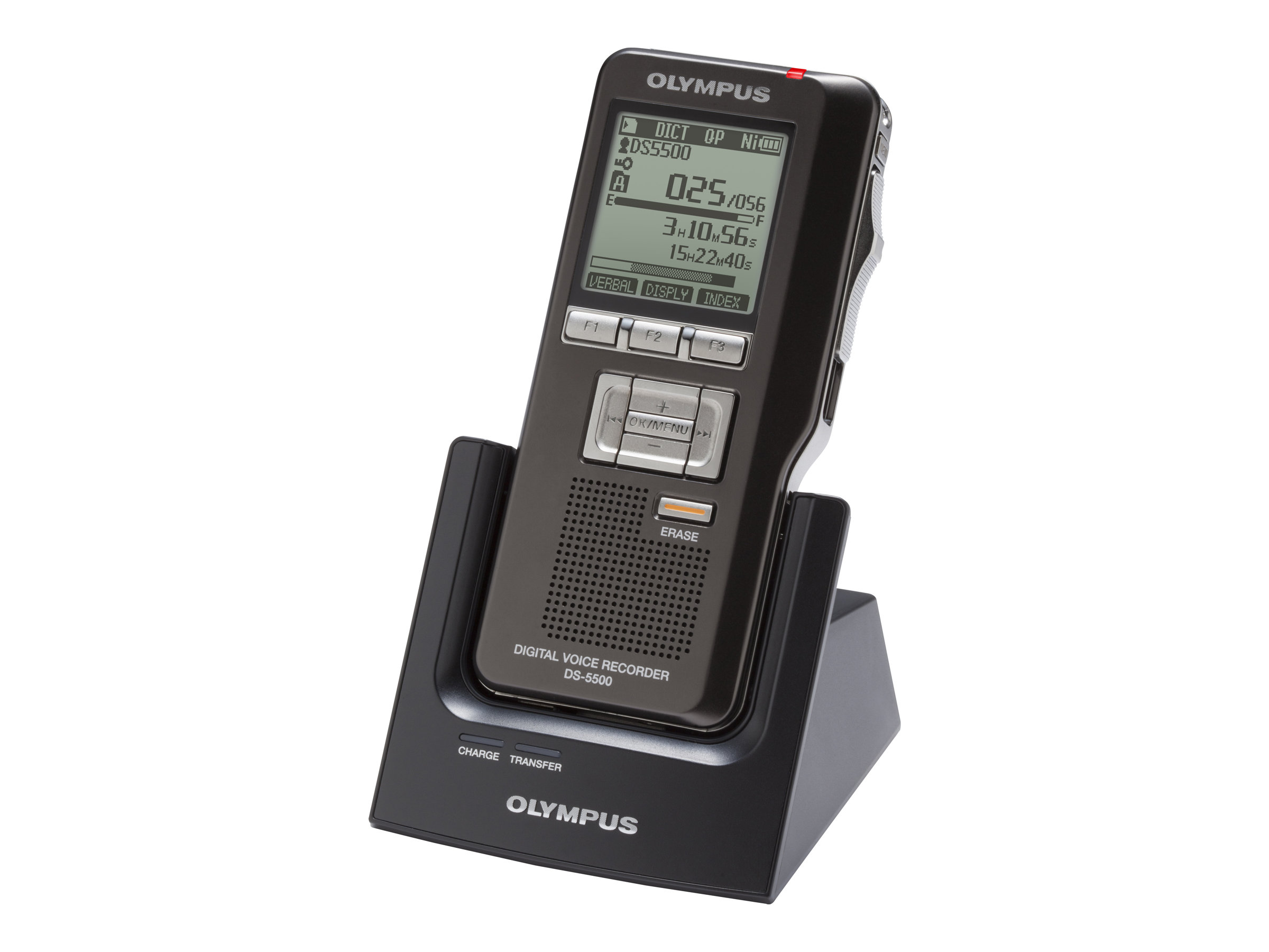 Olympus DS-5500 - Voicerecorder