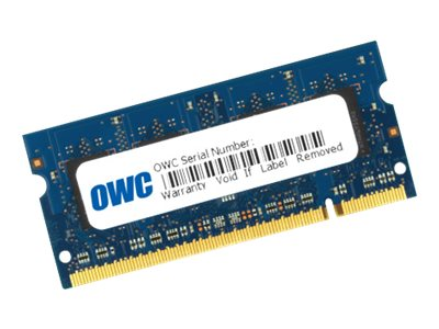 Other World Computing - DDR2 - module - 4 GB - SO-DIMM 200-pin - 800 MHz / PC2-6400 - unbuffered