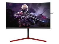 AOC Gaming AG273QCG AGON Series LCD monitor curved 27INCH 2560 x 1440 QHD 400 cd/m²