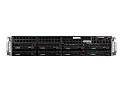 Fortinet FortiMail 2000E Security appliance GigE 2U NFR rack-mountable