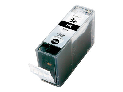Canon BCI-3eBK Black original ink tank
