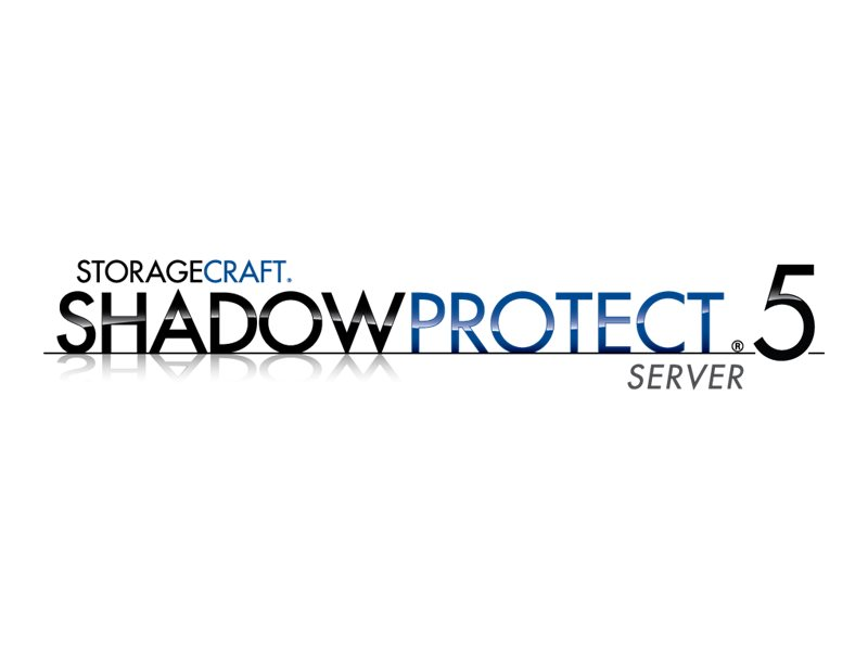 ShadowProtect Server (v. 5.x) - upgrade license + 1 Year Maintenance - 1 server