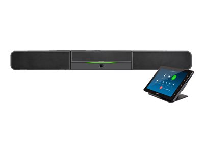 Crestron Flex UC-B160-Z For Zoom Rooms video conferencing kit black