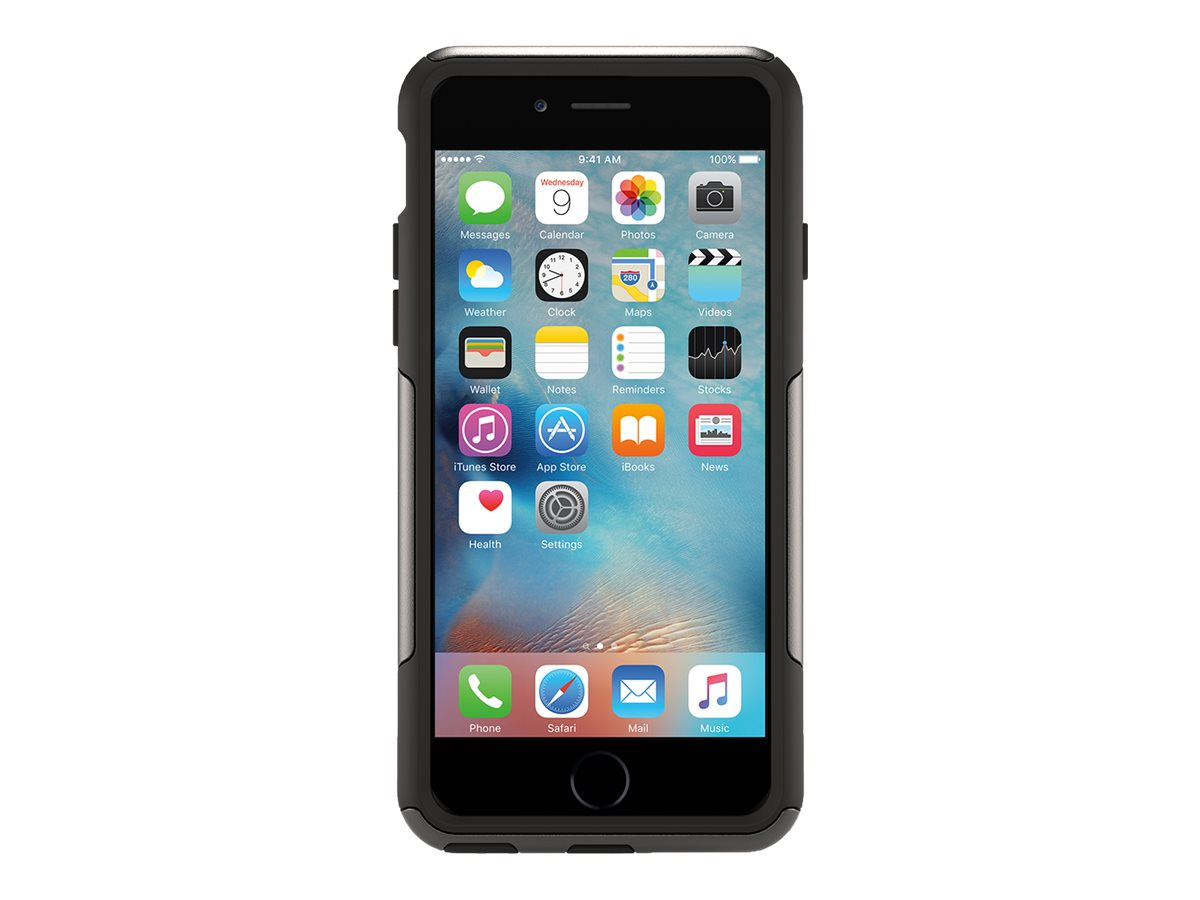 OtterBox Commuter Apple iPhone 6 Plus/6s Plus - Pro Pack - protective case for cell phone