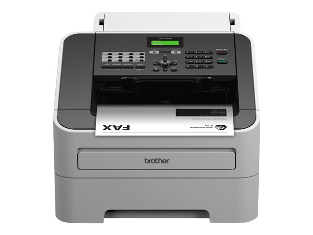 fax2840zu1 brother fax 2840 fax copier bw currys pc world business