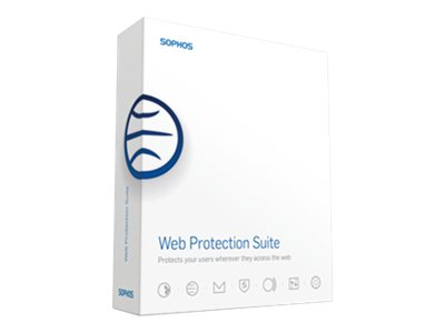 Sophos Web Protection Suite Subscription license (1 year) 1 user volume, GOV