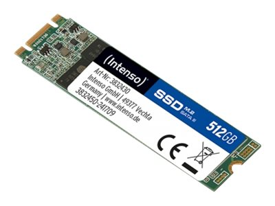 Intenso SSD TOP 512GB M.2 SATA-600