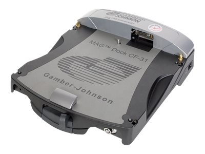 Gamber-Johnson MAG Docking Station with Single RF - docking station