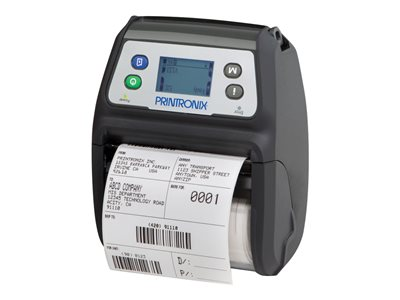 Printronix M4L2 Label printer thermal paper Roll (4.4 in) 203 dpi up to 240.9 inch/min