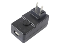Zebra Wall Charger - Power adapter - AC 100-240 V - United States - for Zebra MC3300, MC3330R, MC3390R, TC25, TC51, TC52, TC56, TC57