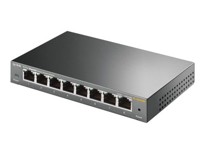 TP-Link JetStream TL-SG108E    Switch 8-porte Gigabit