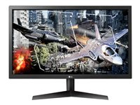 LG UltraGear 24GL65B-B LED monitor 24INCH (23.6INCH viewable)