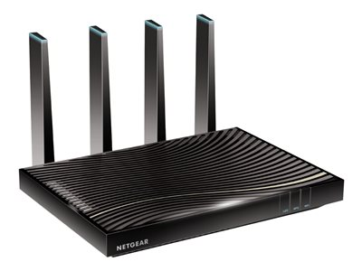 NETGEAR Nighthawk X4 C7500 Wireless router cable mdm 4-port switch GigE