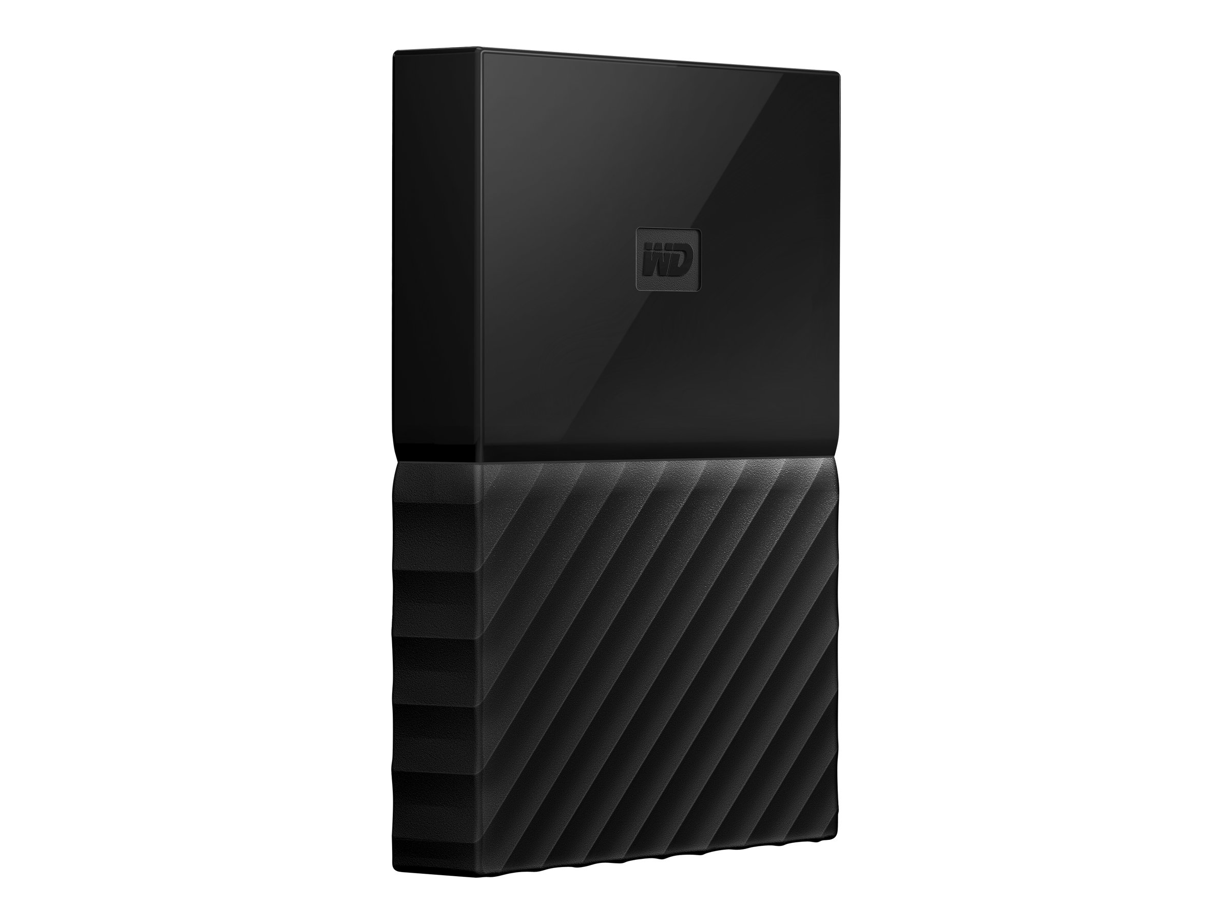 WD My Passport for Mac WDBP6A0040BBK - hard drive - 4 TB - USB 3.0