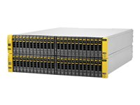 HPE 3PAR StoreServ 8400 4-node Storage Base Hard drive array 48 bays (SAS)
