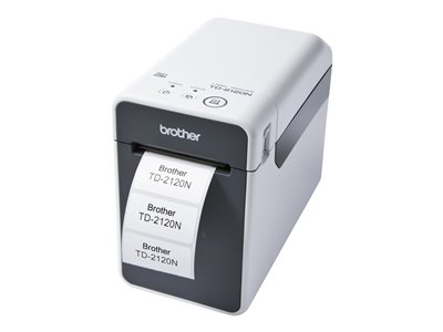 Brother TD-2120N Label printer thermal paper Roll (2.48 in) 203 x 203 dpi  image