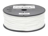 Picture of bq - white - FilaFlex filament (F000083)