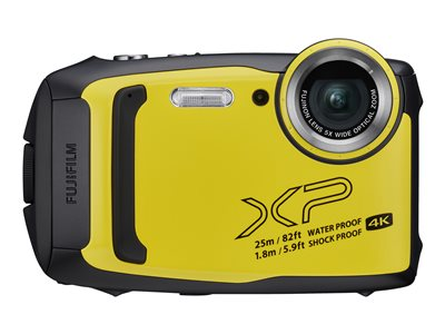 Fujifilm FinePix XP140 Digital camera compact 16.4 MP 4K / 15 fps 5x optical zoom