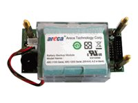 Areca RAID controller battery backup unit