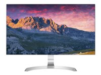 LG 27MP89HM-S 27' 1920 x 1080 VGA (HD-15) HDMI 75Hz