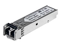 StarTech.com Cisco Compatible Module Transceiver SFP mini-GBIC à Fibre Optique Multimode LC 100 Mb/s, DDM