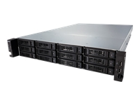 BUFFALO TeraStation 7120r Enterprise - NAS server - 12 bays - 120 TB - rack-mountable - SATA 6Gb/s - HDD 10 TB x 12 - RAID 0, 1, 5, 6, 10, JBOD, 51, 61 - Gigabit Ethernet - iSCSI - 2U - with 3 years 24-hour TeraStation VIP HDD Exchange Service