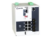 Perle IDS-509G2PP6-T2MD05 Switch managed 7 x 10/100/1000 (6 PoE+) + 2 x 1000Base-SX