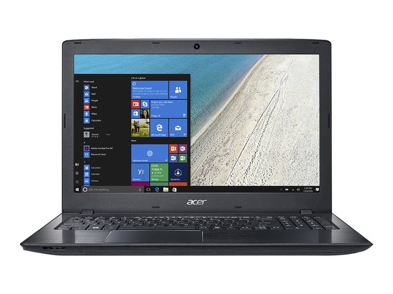 """Acer TravelMate P2 TMP259-G2-M-37JS - 15.6"""" - Core i3 7020U - 4 Go RAM - 500 Go HDD - French"""