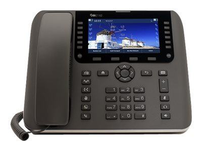 Poly OBi2182 VoIP phone 4-way call capability 12 lines