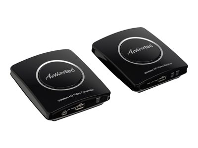 Actiontec MyWirelessTV2 Wireless HDMI Video Kit Wireless video/audio/infrared extender