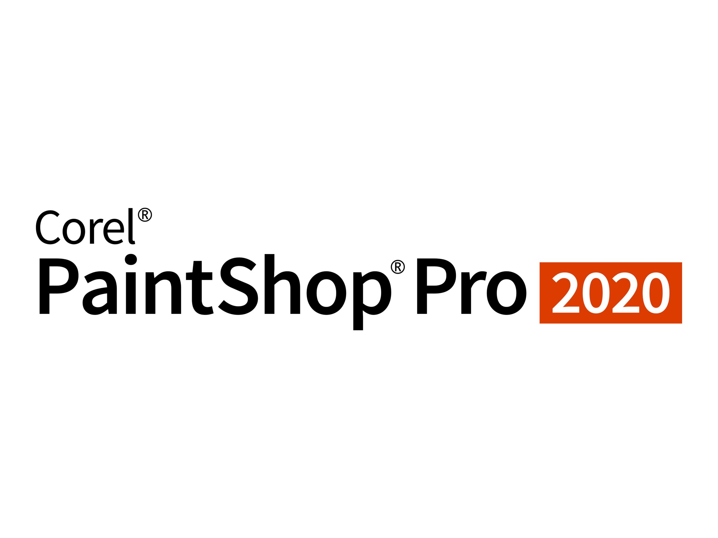 Corel PaintShop Pro 2020 - license - 1 license