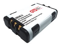 GTS Handheld battery 1 x lithium ion 2400 mAh for Symbol P