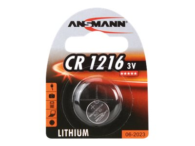 ANSMANN - Batterie CR1216 Li