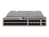 HPE 24-port Converged Port and 2-port QSFP+ Module - Erweiterungsmodul