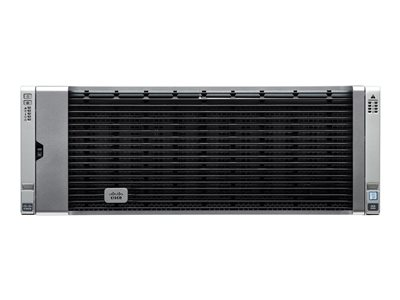 Cisco UCS SmartPlay Select C3260 Seed Server rack-mountable 4U 2-way