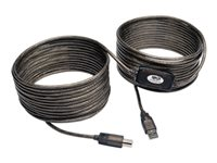 Tripp Lite 36ft USB 2.0 Hi-Speed Active Repeater Cable USB-A to USB-B M/M 36'