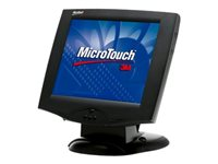 3M MicroTouch M150 LCD monitor 15INCH touchscreen 1024 x 768 215 cd/m² 350:1 16 ms