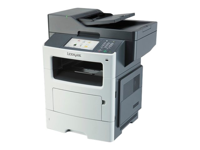 Lexmark MX611dhe - Multifunktionsdrucker - s/w - Laser - Legal (216 x 356 mm) (Original) - Legal (Medien)