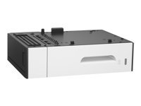 HP - Media tray - 500 sheets in 1 tray(s) - for PageWide 352, MFP 377; PageWide Managed MFP P57750, P55250; PageWide Pro 452, 477, MFP 477