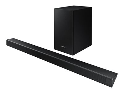 Samsung HW-R550 Sound bar system 2.1-channel wireless Bluetooth 320 Watt (total)