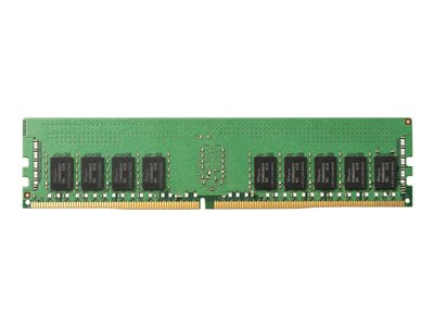 HP - DDR4 - module - 16 GB - DIMM 288-pin - 2666 MHz / PC4-21300 - registered