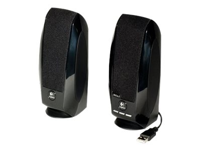 Logitech S150 Digital USB - speakers - for PC